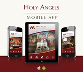 Click to download our Parish APP. Get News for Parish and School